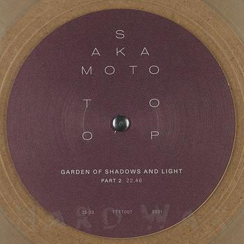 Cover art - Ryuichi Sakamoto & David Toop: Garden Of Shadows And Light