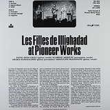 Cover art - Les Filles De Illighadad: At Pioneer Works