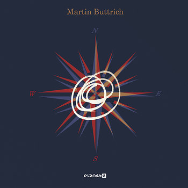 Cover art - Martin Buttrich: Northeast/Southwest