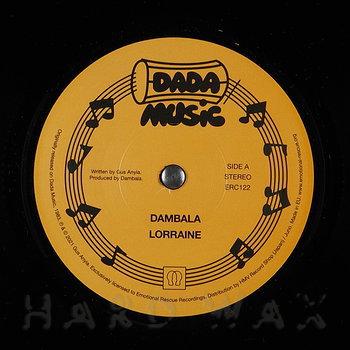 Cover art - Dambala: Lorraine