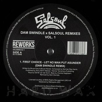 Cover art - First Choice: Dam Swindle x Salsoul Remixes Vol. 1