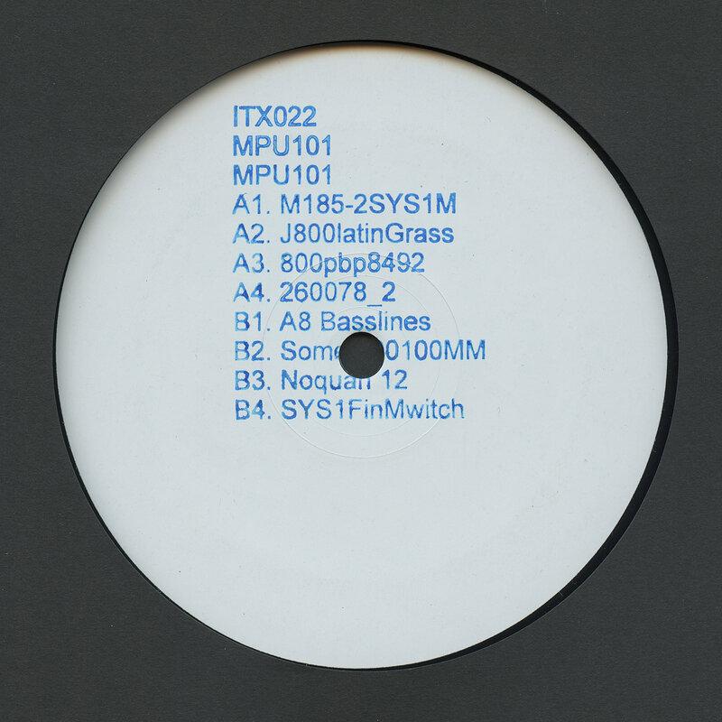Cover art - MPU101: MPU101
