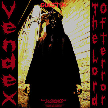 Cover art - Vendex: The Lord Of Terror EP