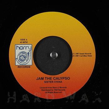Cover art - Sister China: Jam The Calypso