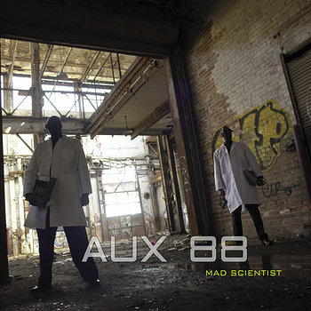 Cover art - Aux 88: Mad Scientist