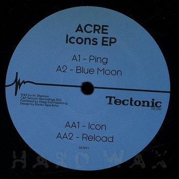Cover art - Acre: Icons EP