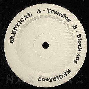 Cover art - Skeptical: Transfer