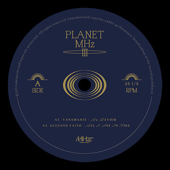 Cover art - Various Artists: Planet MHz III