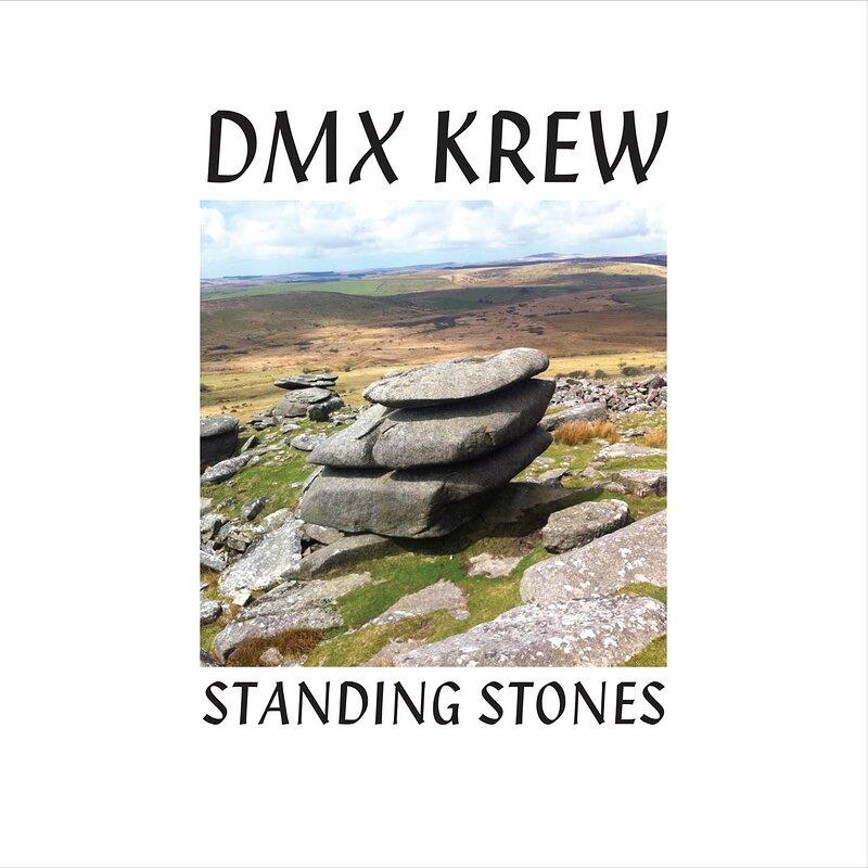 Cover art - DMX Krew: Standing Stones