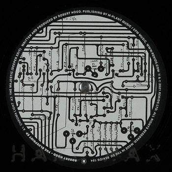 Cover art - Robert Hood: The Blueprint EP