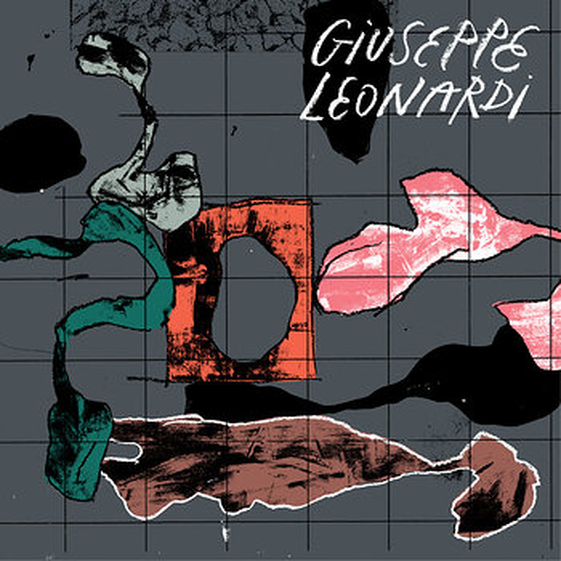 Cover art - Giuseppe Leonardi: MenteMente