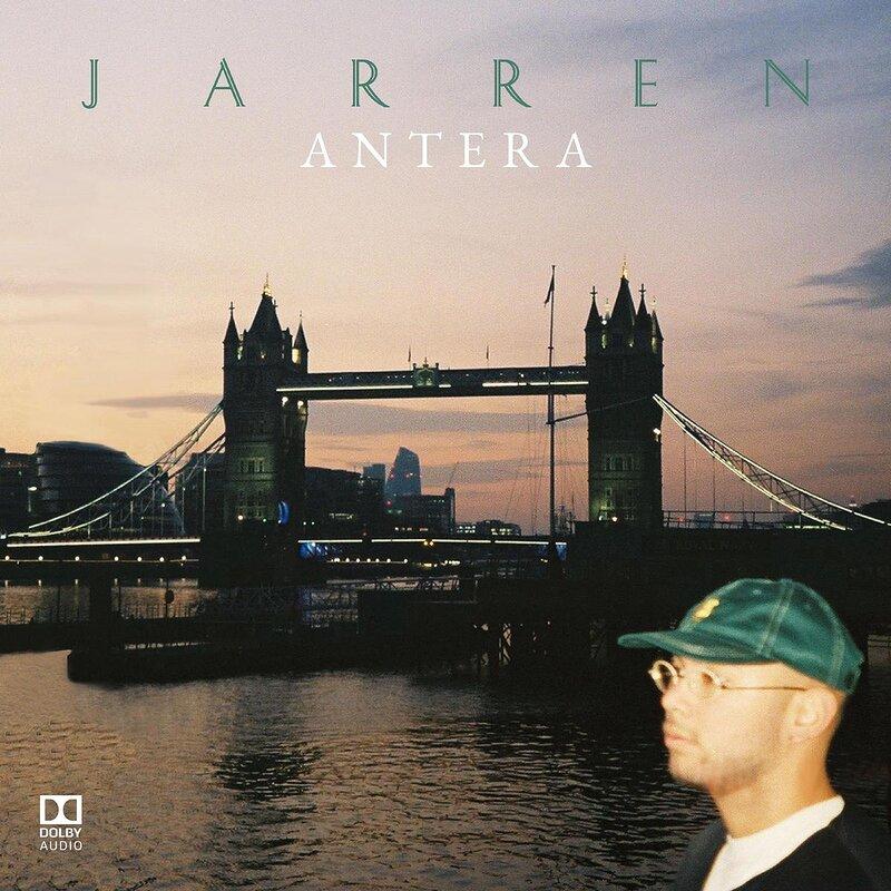 Cover art - Jarren: Antera