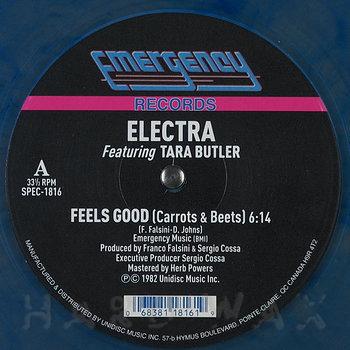 Cover art - Electra: Feels Good (Carrots & Beets)