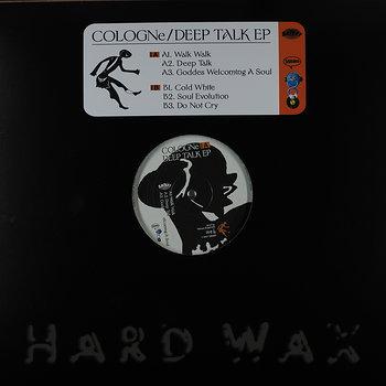 Cover art - Cologne: Deep Talk EP