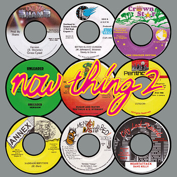 Cover art - Various Artists: Now Thing 2
