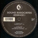 Cover art - Sound Associates: Essence 1