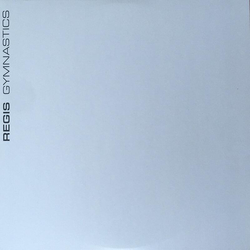 Cover art - Regis: Gymnastics (21st Anniversary Edition)