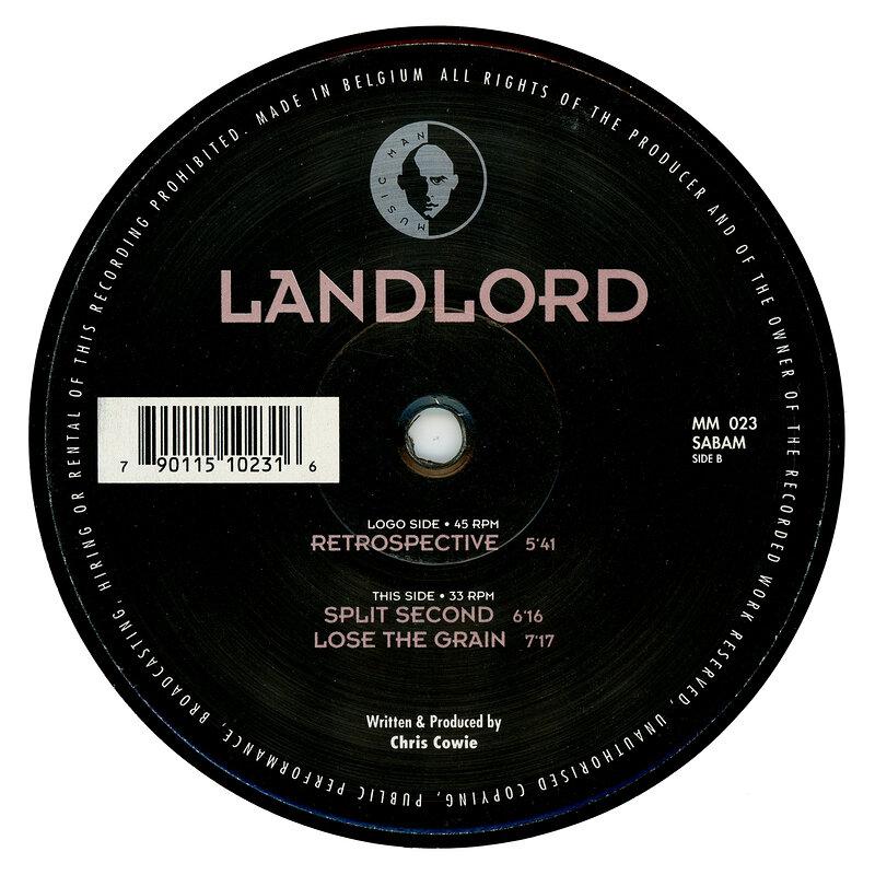 Cover art - Landlord: Retrospective