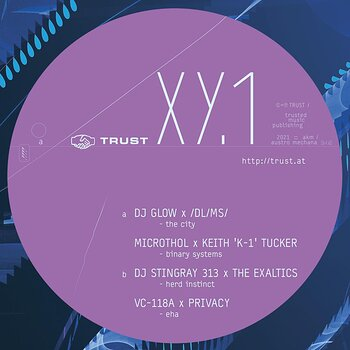 Cover art - Various Artists: Trust XY.1