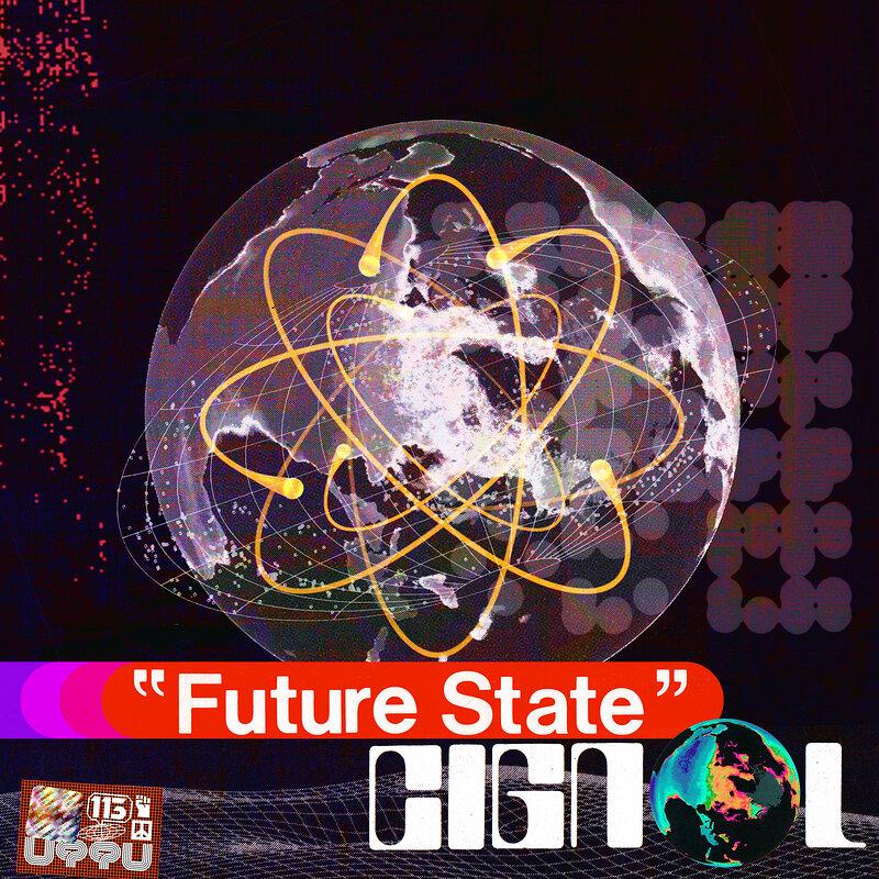 Cover art - Cignol: Future State