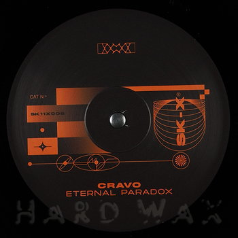Cover art - Cravo: Eternal Paradox