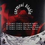 Cover art - Distant: Carmesí Diabla Remixes
