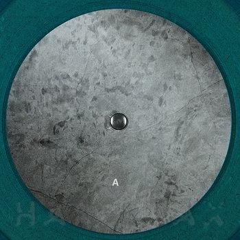 Cover art - Dean Hurley: Concrete Feather