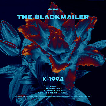 Cover art - The BlackMailer: K-1994 EP