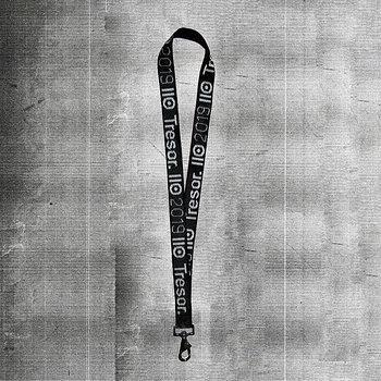 "Cover art - Lanyard: ""Tresor 2016"", Black"