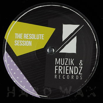 Cover art - Various Artists: The Resolute Session