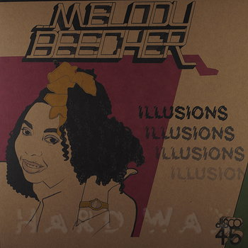 Cover art - Melody Beecher: Illusions
