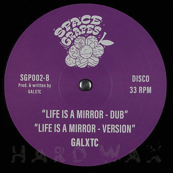 Cover art - Galxtc: Life Is A Mirror