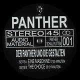 Cover art - Der Panther und Die Gestalten: Eine Maschine