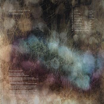 Cover art - O Yuki Conjugate: Sleepwalker