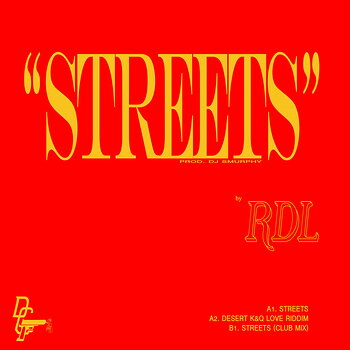 Cover art - RDL w/ Smurphy: Streets