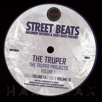 Cover art - The Truper: The Truper Projects