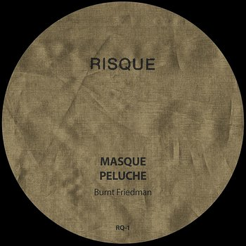 Cover art - Burnt Friedman: Masque