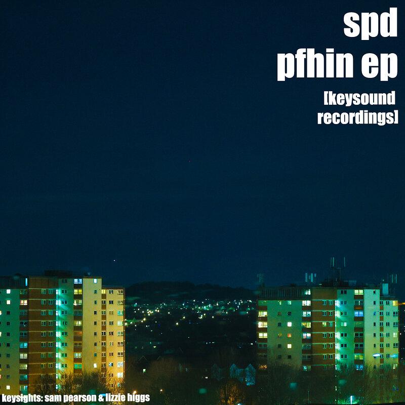 Cover art - Spd: Pfhin EP