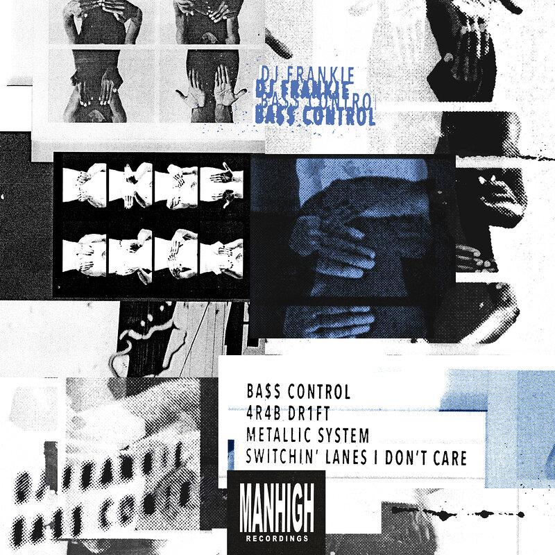 Cover art - DJ Frankie: Ba$$ Control