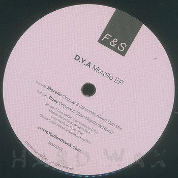Cover art - D.Y.A: Morello EP