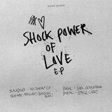 Cover art - Blackdown / Burial: Shock Power Of Love EP