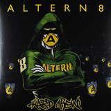 Cover art - Altern 8: Hard Crew