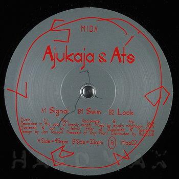 Cover art - Ajukaja & Ats: Signal EP