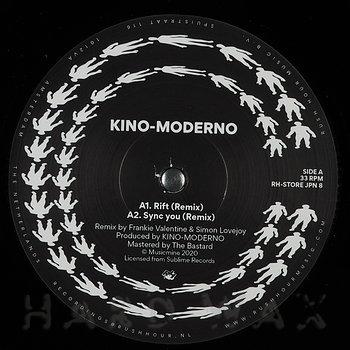 Cover art - Kino-Moderno: Kino-Moderno