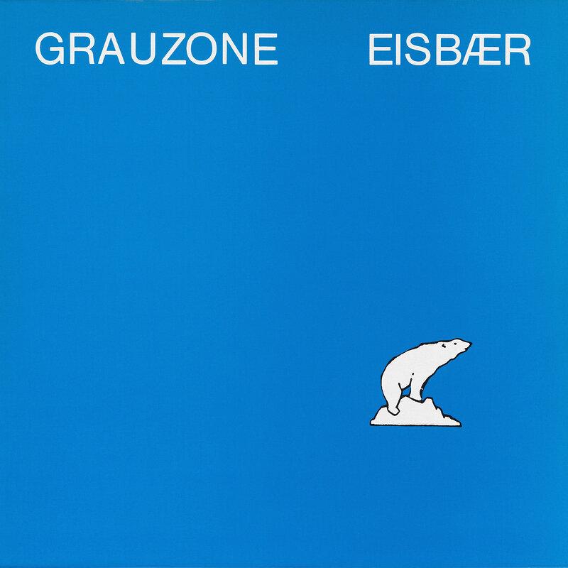 Cover art - Grauzone: Eisbär