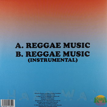 Cover art - Michael Paul: Reggae Music