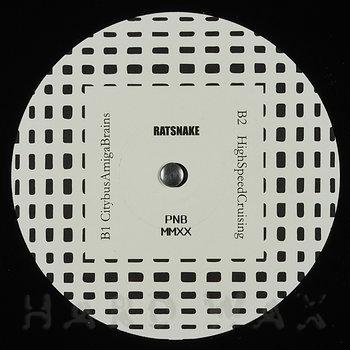 Cover art - Ratsnake: Just A Genesis