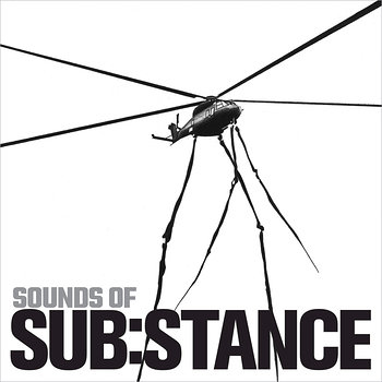 Cover art - Various Artists: Sounds of SUB:STANCE