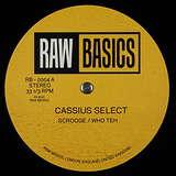 Cover art - Cassius Select / Ebb: Scrooge