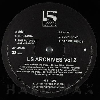 Cover art - Various Artists: LS Archives Vol. 2